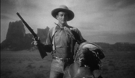 El John Wayne que no es va veure.