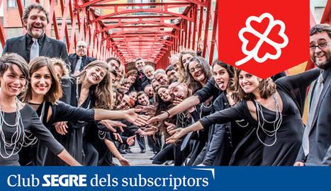 El Cor de Cambra de la Diputació de Girona.
