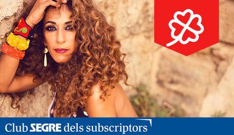 La cantant madrilenya Rosario