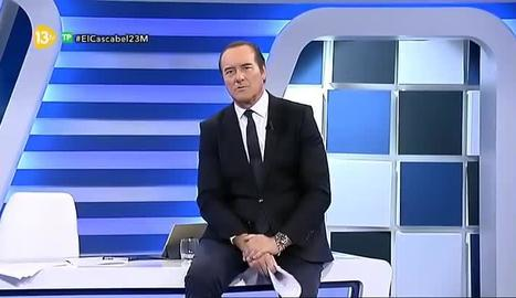 Antonio Jiménez a 'El cascabel'.