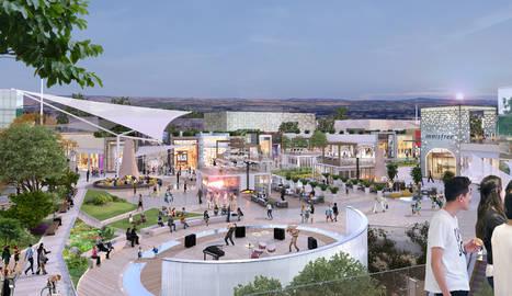 Carrefour obrirà a final de 2020 el seu híper, 100 botigues, restauració i cinemes al costat de la LL-11