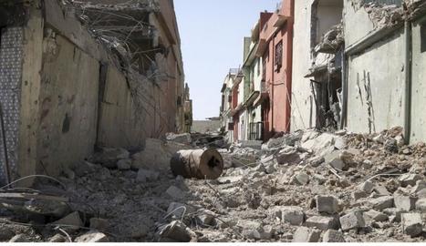 L'Iraq anuncia la reconquesta de Mosul després de 9 mesos de combats
