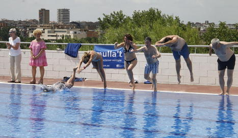 Lleida es mulla per l'esclerosi