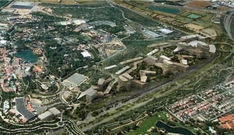 Espai on s'ubicarà el complex de Hard Rock Hotels