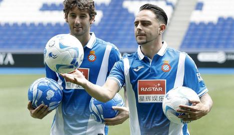 Guillermo Amor i José Mari Bakero treballaran junts en la formació de jugadors a Can Barça.