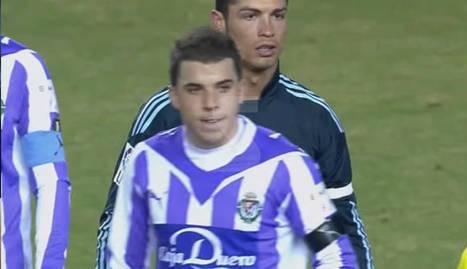 Carlos Lázaro, nou fitxatge del Lleida Esportiu