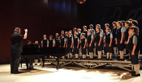 Les Petits Chanteurs de Saint Marc reviuran les cançons de la pel·lícula francesa 'Los Chicos del Coro'.