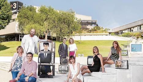 Els presentadors de l'estiu de la cadena catalana.