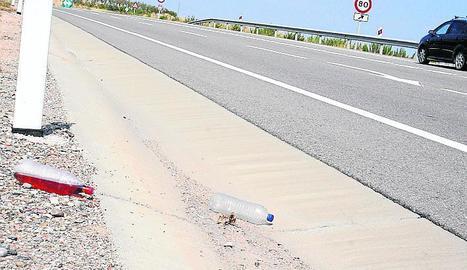 Mor un veí de Solsona de 57 anys en una accident de trànsit a la N-240 a Montblanc