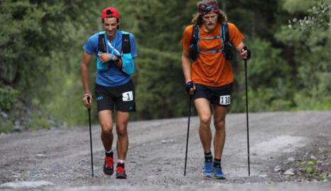 Kilian Jornet guanya l'Hard Rock després de córrer més de 100 quilòmetres amb una espatlla dislocada
