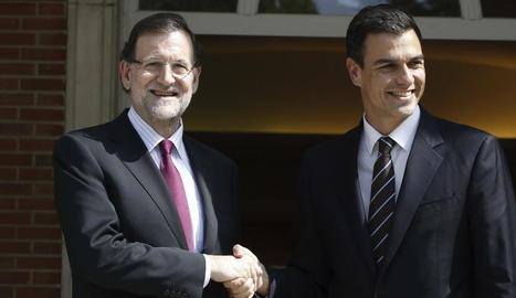 Tenim Rajoy i Sánchez per a estona
