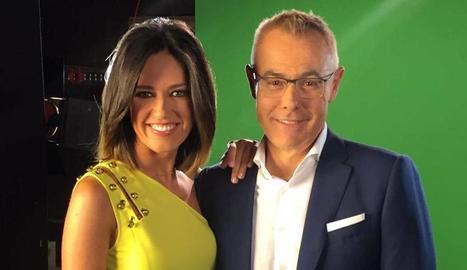 Núria Marín i Jordi González, presentadors del nou programa.