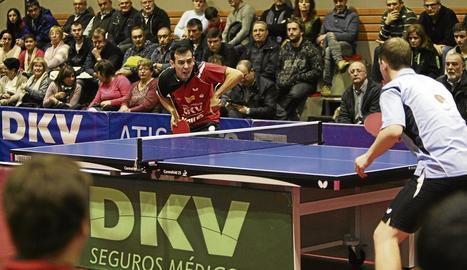 El DKV Borges Vall tornarà a competir aquesta temporada a Europa.