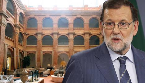 Rajoy inaugura avui dijous el parador del Roser
