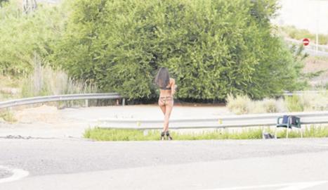 Prostitució a la carretera