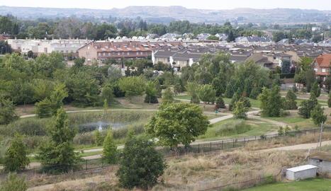 El centre serà a prop de l'Arborètum.