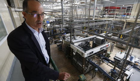 Mahou San Miguel ha invertit 34 milions en la seva planta de Lleida en els 10 darrers anys