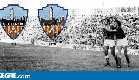 """""""...I des d'ara el nom serà Unió Esportiva Lleida"""