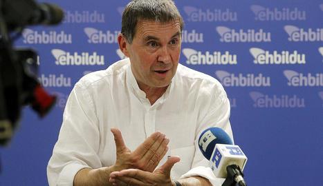 Arnaldo Otegi.