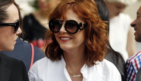 L'actriu nord-americana Susan Sarandon estarà a Sitges.
