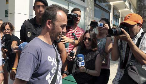 El pare dels dos fills de Juana Rivas, condemnat per maltractaments.