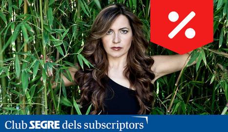 La mezzosoprano catalana Anna Alàs.