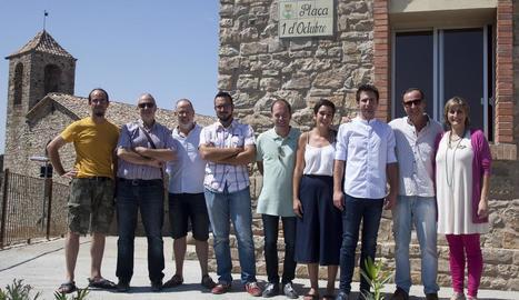 Vilagrassesta inaugura la primera plaça 1-O