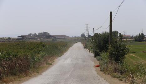 Els fets van tenir lloc en una explotació ramadera situada al camí d'Arcs, a Vallfogona.
