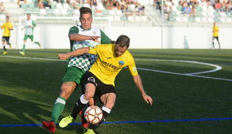 El Lleida cau eliminat de la Copa Catalunya en els penals