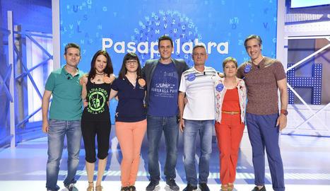 'Pasapalabra', presentat per Christian Gálvez.