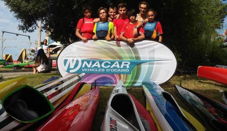 Sícoris i Balaguer, en el Campionat d'Espanya de joves promeses