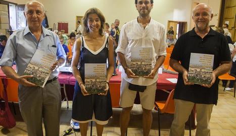 Tarroja de Segarra coneix l'inventari patrimonial
