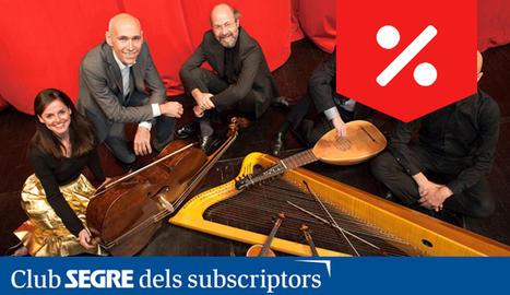 Fotografia del grup Imaginarium Ensemble.