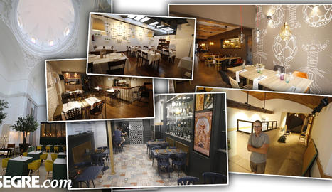 Restaurants en plena ebullició