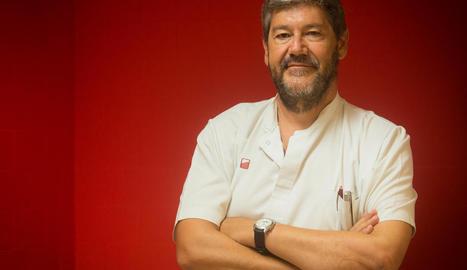 """Juan Manuel Sánchez: """"L'accés a la sang no es decideix per criteris econòmics sinó médics"""""""