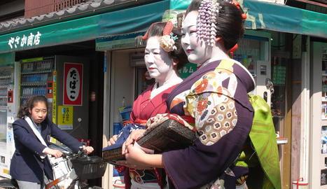 El canal 33 viatja avui fins al Japó