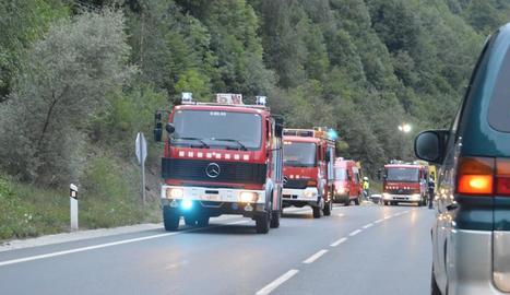 Una veïna de Vielha de 40 anys, la conductora morta ahir a Bossòst