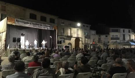Arranca el Festival de La Granadella de Música Popular i Tradicional