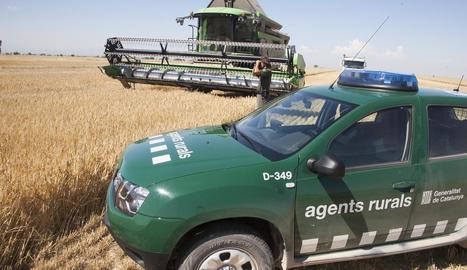 La campanya de la sega es tanca amb 6 incendis provocats per maquinària agrícola