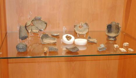 La presentació inclourà una exposició d'objectes del Tossal.