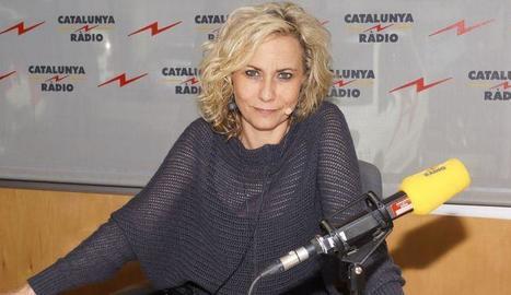 A Catalunya Ràdio, la periodista Mònica Terribas narrarà l'acte.