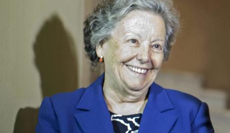 L'actriu María Galiana, una de les protagonistes de 'Cuéntame'.