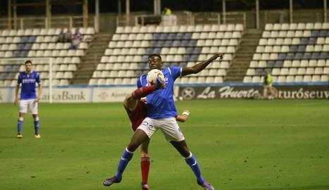 El Lleida s'estrena a casa amb un altre empat (1-1)