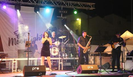 Strombers van encendre la nit musical de Juneda dissabte.