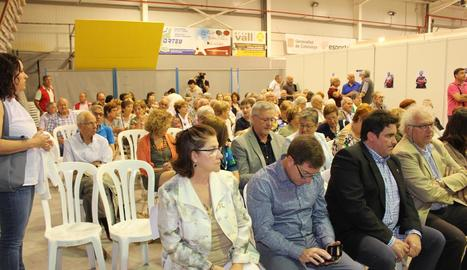 Balaguer acull el primer Aplec Sènior de les Terres de Lleida