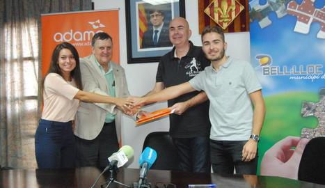 Consistori i Adamo Telecom han arribat a un acord.