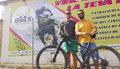 Marc Tugues i Joel Bernardes sortiran dimarts cap a terres d'Israel.