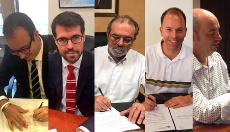 Tots els alcaldes de capital de comarca tret de Lleida i Vielha posaran urnes