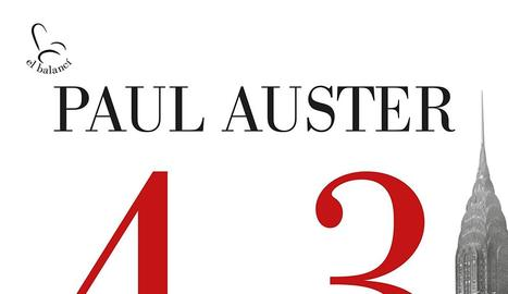 El poder del destí, segons Paul Auster