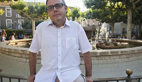 L'historiador i professor Joaquim Capdevila, en una imatge del 2014.